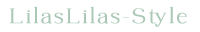 喜びで生きるお母さんのための片付けメゾット lilalilas style ロゴ